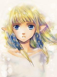 I <3 Zelda 4ever! @Darkano Katsutoshi