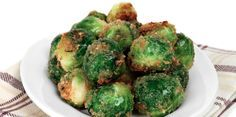 Slow Cooker Balsamic Brussels Sprouts - Delicious Flavor and HEALTHY!  www.GetCrocked.com