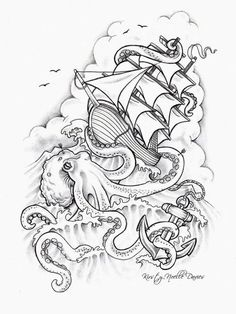 simple ship tats - Google Search