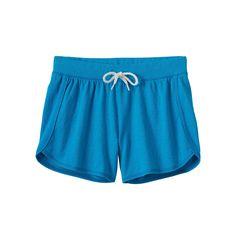 Girls 7-16 & Plus Size SO® Wash Effect Shortie Shorts, Girl's, Size: 16, Turquoise/Blue (Turq/Aqua)