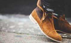 Numéro noir, de belles chaussures trendy pour homme | Peah