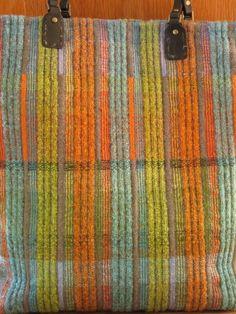 Lakeland Landscape. Tote Bag. £200. Herdwick yarns.