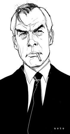 Lee Marvin | Illustrator: Phil Noto
