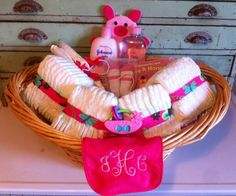 find this pin and more on baby by equeen63 baby shower gift basket