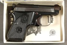 Beretta 950 .25 acp. Want one. Save those thumbs & bucks w/ free shipping on this magloader I purchased mine http://www.amazon.com/shops/raeind  No more leaving the last round out because it is too hard to get in. And you will load them faster and easier, to maximize your shooting enjoyment.