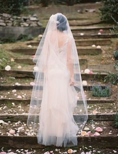 Ethereal, romantic garden bride... wedding dress - Sarah Janks Briana