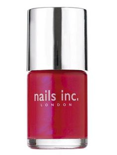 Nails Inc Chinatown Polish. Chinatown Nail Polish is an irridescent shocking pink shade.. Chinatown provides fabulous coverage and is ultra easy to wear.