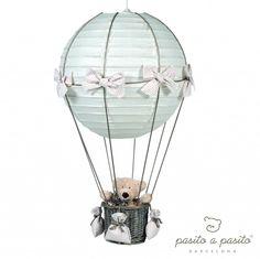 Βρεφικό Δωμάτιο - Διακόσμηση Δωματίου - Pasito A Pasito (Toyland) Φωτιστικό Οροφής Αερόστατο Beige, 72013