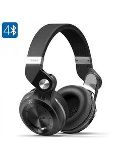 Wireless Headphones Bluedio T2+ Turbine