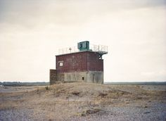 Photographer Tobias Harvey turns his lens on the stretch of Suffolk coastline which dotted with Cold War relics Suffolk England, Live In The Now, Archipelago, Seaside, Abandoned, Britain, Coastal, Europe, Military