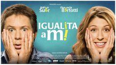 """Película """"Igualita a mi"""" de Diego Kaplan, con Adrian Suar y Florencia Bertotti."""