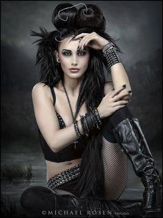 Gothic Beauty Queen