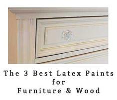 best latex paints for wood