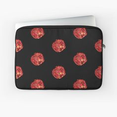 """""""Rott'n"""" Laptop Sleeve, print design by Asmo Turunen. #design #atcreativevisuals #laptopsleeve #techaccessories #softcover Print Design, My Design, Cotton Tote Bags, Artwork Prints, Tech Accessories, Laptop Sleeves, Chiffon Tops, Wall Art, Abstract"""