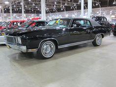 1971 Chevrolet Monte Carlo My Dream Car, Dream Cars, Chevy Muscle Cars, Chevrolet Monte Carlo, Classic Chevrolet, Home Team, Old Ads, Bowties, Lowrider