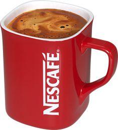 Nescafe red mug coffee PNG image with transparent background Coffee Png, I Love Coffee, Coffee Break, Coffee Time, Sunrise Coffee, Coffee Shop Logo, Health And Fitness Magazine, Food Sketch, Red Mug