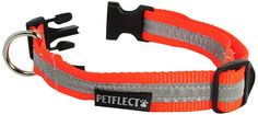 Petflect Reflective Collar, Fluorescent Orange, Medium -- Click image for more details. (This is an affiliate link) #CatLovers