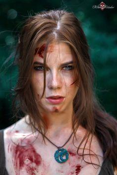 Rise of the Tomb Raider by Anastasya01