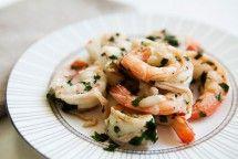 Cilantro Lime Shrimp ~ Seafood Recipes