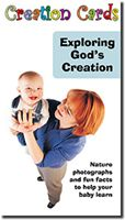 Creation Cards—Exploring God's Creation 7.95
