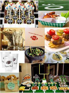 Superbowl Party #food