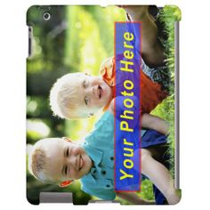 Custom iPad Case Photo, Template ( iPad 2, 3 & 4).  iPhone, iPad, Laptop Cases for PC and MAC Cases with YOUR PHOTOS and or TEXT.  Not only protect your devices but show off YOUR PHOTOS and TEXT http://www.zazzle.com/littlelindapinda/gifts?cg=196221416973479736&rf=238147997806552929*/   ALL of Little Linda Pinda Designs CLICK HERE: http://www.Zazzle.com/LittleLindaPinda*/