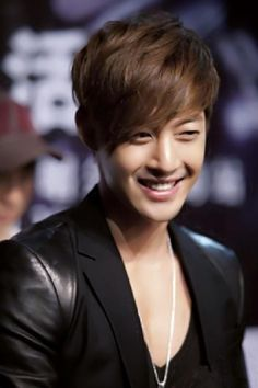 Kim Hyun Joong 김현중 ♡ adorable ♡ smile ♡ Kpop ♡ Kdrama ♡