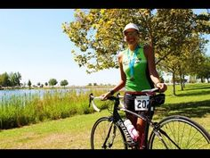#BeFearless she says!  Inspiration for you Dina Neils - Rheumatoid Arthritis #Triathlete @Arthritis National Research Foundation  Build Your Custom Motivation Bottle To Honor Her! http://curearthritis.aquavation.org