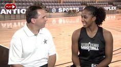[VIDEO] Shenise Johnson talks WNBA Draft, Silver Stars Wnba, 3 I, Polo Shirt, Polo Ralph Lauren, News, Sports, Mens Tops, Life, Fashion