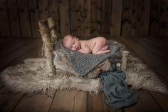 Wald Neugeborenen Filiale Bett