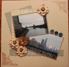chicago submarine scrapbook layout - Yahoo Image Search Results