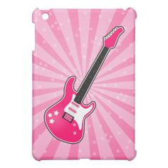 Girly Pink Electric Guitar iPad Mini Case online after you search a lot for where to buyShopping          Girly Pink Electric Guitar iPad Mini Case lowest price Fast Shipping and save your money Now!!...