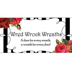 Welcome New WOBC Member! Marcia Boley - Owner - Wred Rock Wreaths A door for every wreath, a wreath for every door! www.etsy.com/shop/wredwrockwreaths #wobc