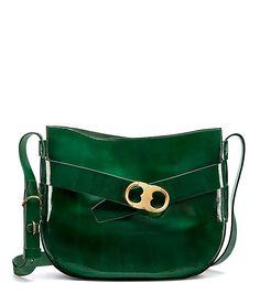Tory Burch Gemini Link Patent Shoulder Bag...drooool but so out of my price range