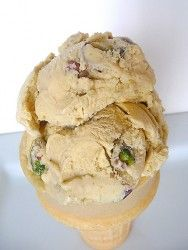Pistachio Nut Ice Cream | Brown Eyed Baker