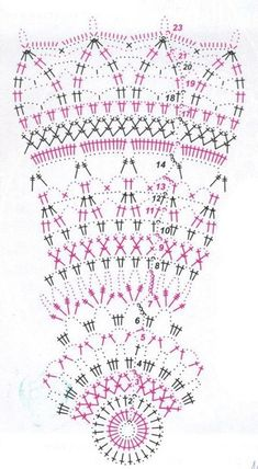 VK is the largest European social network with more than 100 million active users. Crochet Doily Diagram, Crochet Doily Patterns, Crochet Chart, Thread Crochet, Filet Crochet, Crochet Motif, Crochet Doilies, Crochet Stitches, Crochet Hooks