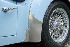 Triumph TR 3a, 1959