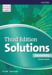 Solutions Elementary 3rd Teacher Books Elementary Teacher Elementary