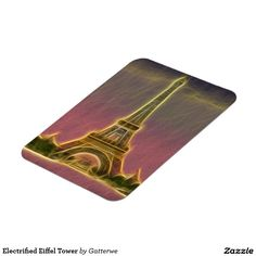 Give your refrigerator a personal touch with personalized Eiffel Tower magnets from Zazzle! Shop from monogram, quote to photo magnets, or create your own magnet today! Photo Magnets, Refrigerator Magnets, Tower, Lathe
