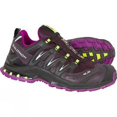 Lindsay, this is your new trail running shoe.