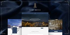 LYON – Luxury Hotel Booking HTML5 Template . LYON has features such as High Resolution: Yes, Compatible Browsers: IE10, IE11, Firefox, Safari, Opera, Chrome, Edge, Columns: 4+
