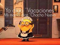 #TipicoDePobre cuando de vacaciones eres la chacha de la casa