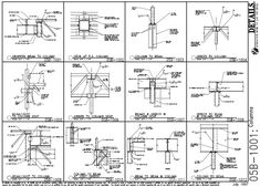 ArchiCAD Tutorial - 300 sample details