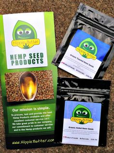 Contact Us at Hippie Butter and we'll respond as fast as possible. We love talking to people about hemp. Legal Size Envelope, Hemp Recipe, Organic Hemp Seeds, Bon App, Get Free Stuff, Holistic Medicine, Types Of Food, Healthy Alternatives, Good Mood