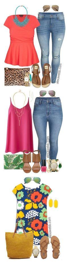 Plus Size Outfit Idea - Plus Size Fashion for Women - AlexaWebb.com #alexawebb