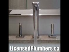 Mississauga Faucet installations - http://licensedplumbers.ca/plumbing/mississauga-plumber-for-faucet-installations_topic68.html. Mississauga plumbers for commercial and residential home faucet installations and faucet tap repairs to cartridges, seats, gaskets and washers. Small locally owned and family operated plumbing company licensed plumbers offering big plumbing faucet tap know-how from shower faucets, bathtub faucets, kitchen faucets, laundry taps to bathroom sink faucets.