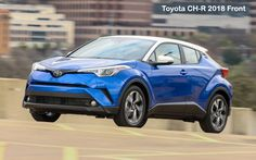 Toyota CH-R Upcoming SUV in Pakistan for 2018 - fairwheels.com