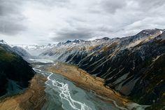 Murchison Valley   Mt. Cook Nationalpark by Daniel_Ernst on Flickr.