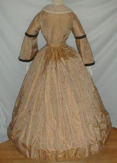 All The Pretty Dresses: American Civil War Era Dress