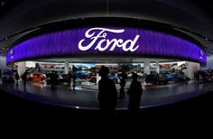 Ford is pouring $350 million into its Michigan transmission plant as it makes big bets on the cars of the future (F)